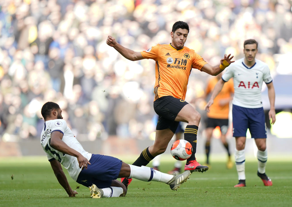 Tottenham Wolves Europe