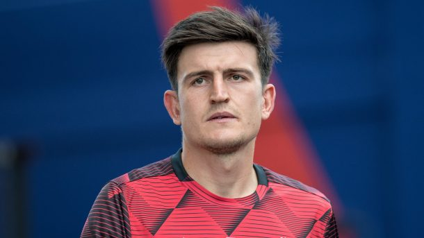 Harry Maguire arrested