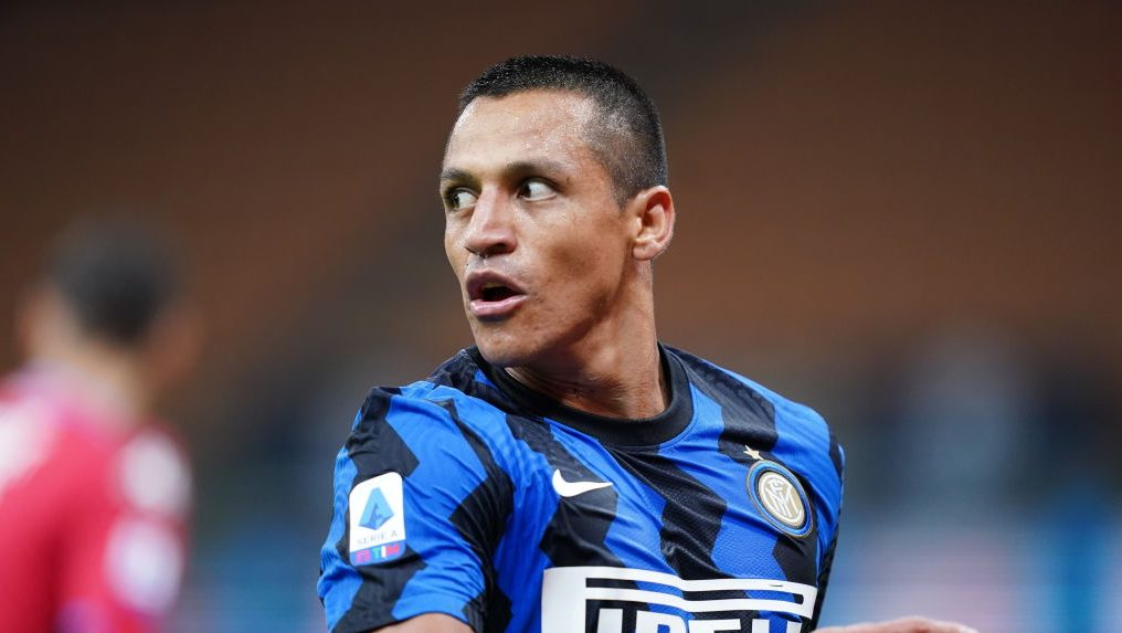 Alexis to Inter Milan