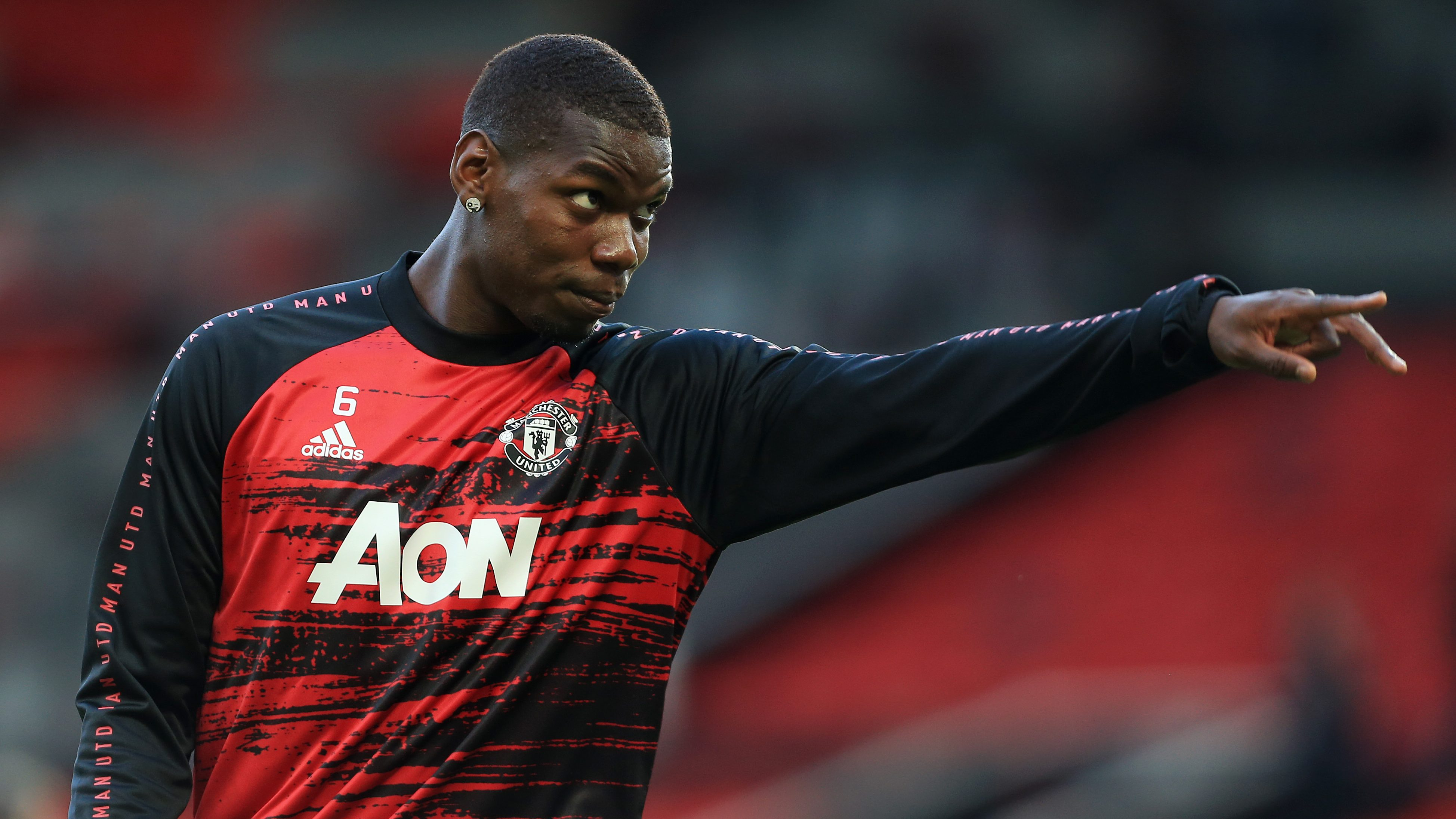Paul Pogba contract talks to begin after Man United season ends