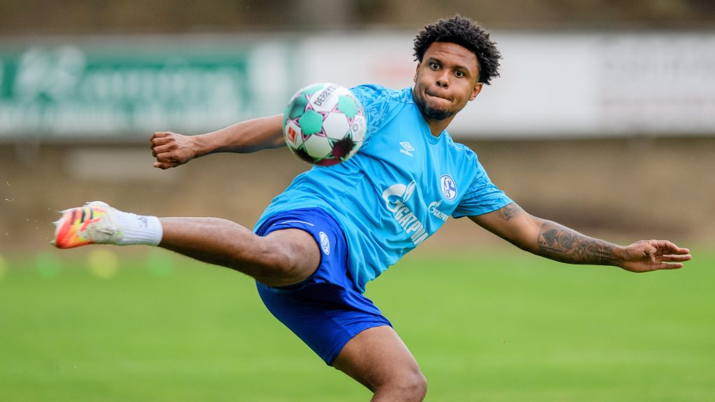 Weston McKennie transfer