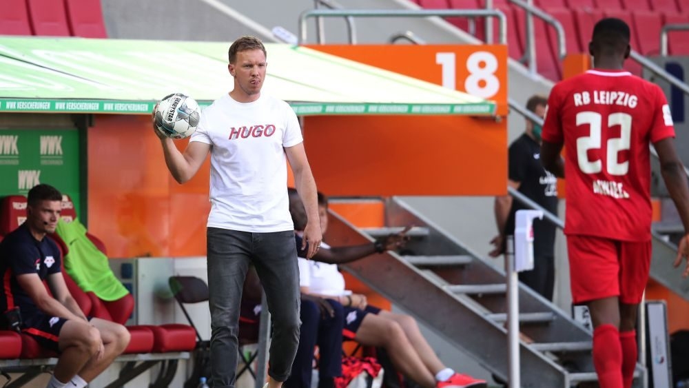 Nagelsmann to Real Madrid