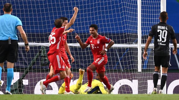 Bayern Munich Too Much For Lyon Joins Psg In Champions League Final
