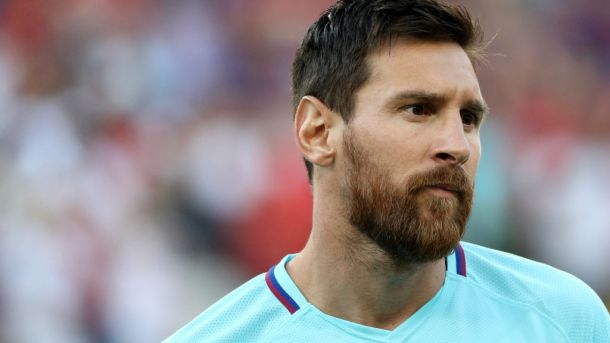 Lionel Messi to New York City