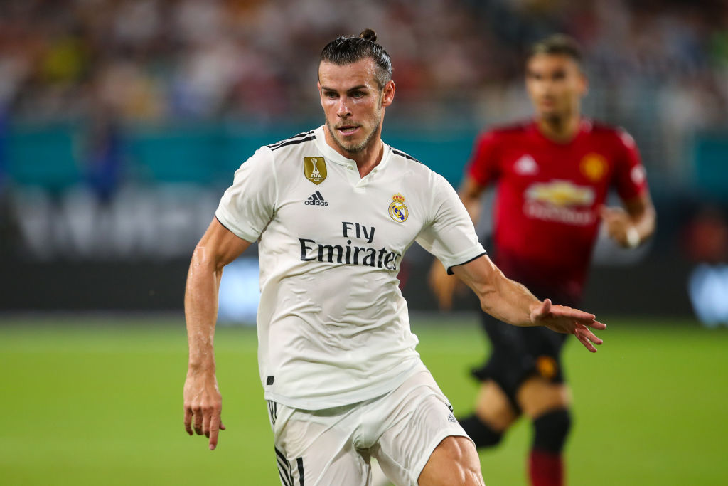 Gareth Bale to Manchester United