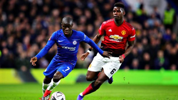 Kante to Manchester United