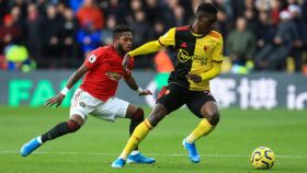 Ismaila Sarr to Manchester United