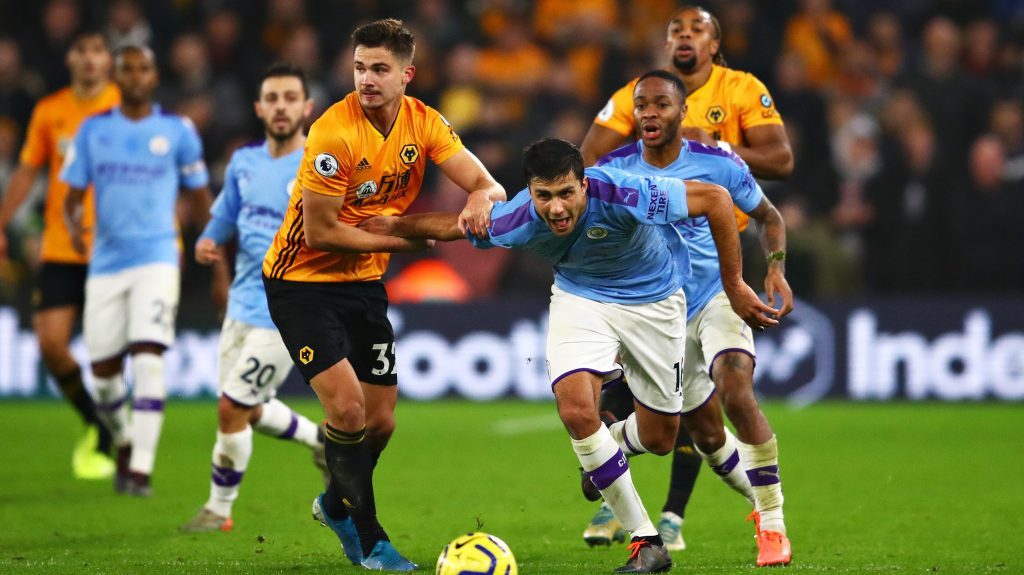 Wolves - Man City