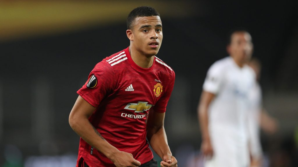 Mason Greenwood - Man United
