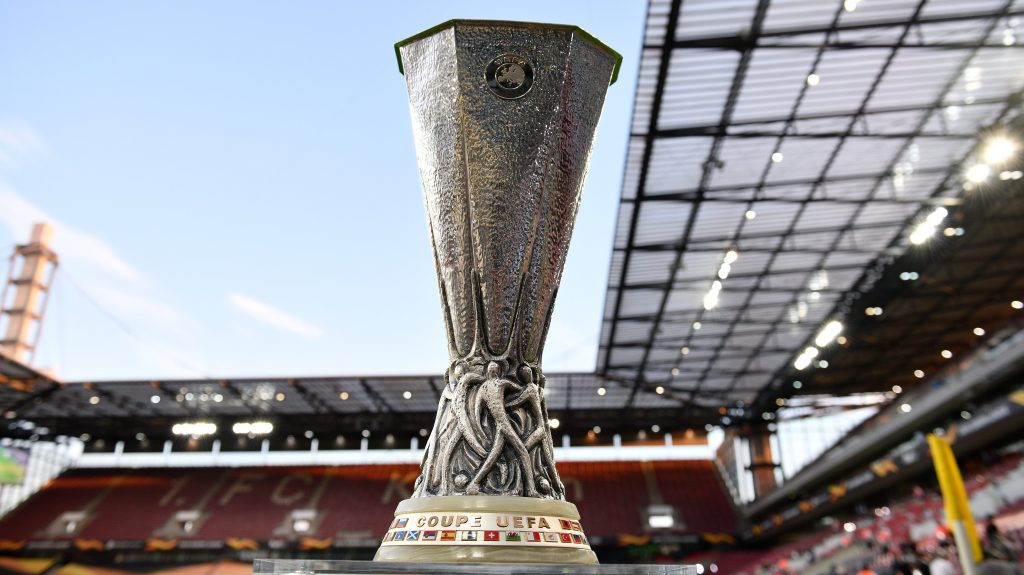 The Best Europa League Trophy Drawing