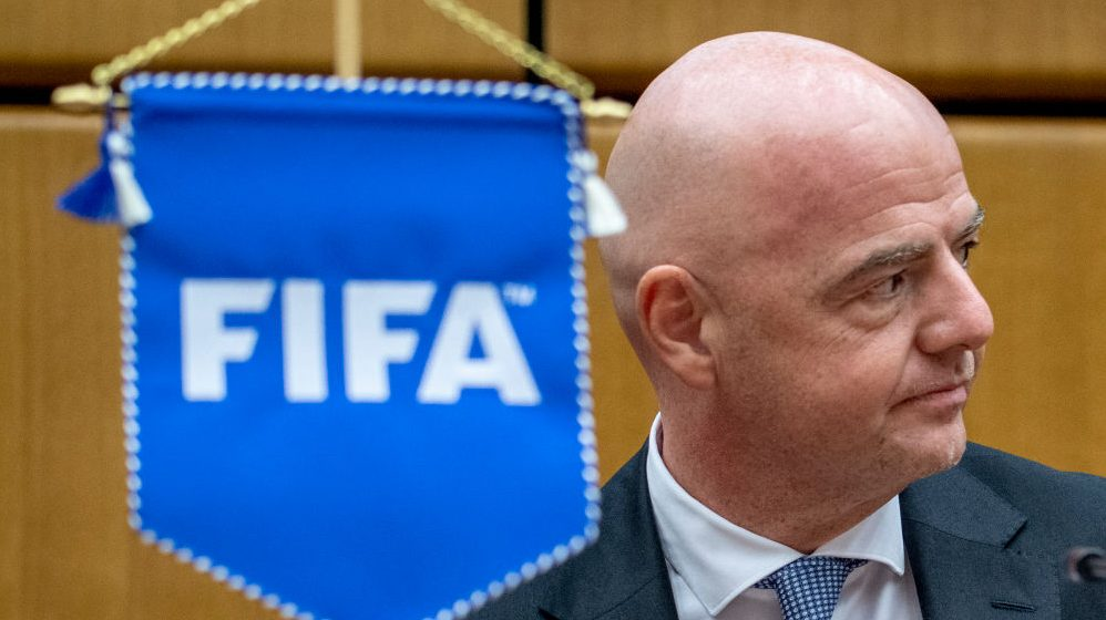 FIFA anti-corruption