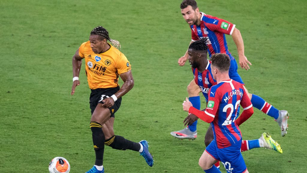 Wolves Crystal Palace How To Watch Start Time Odds Prediction