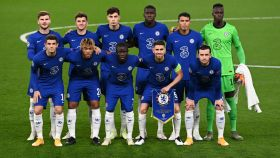 Chelsea best starting lineup