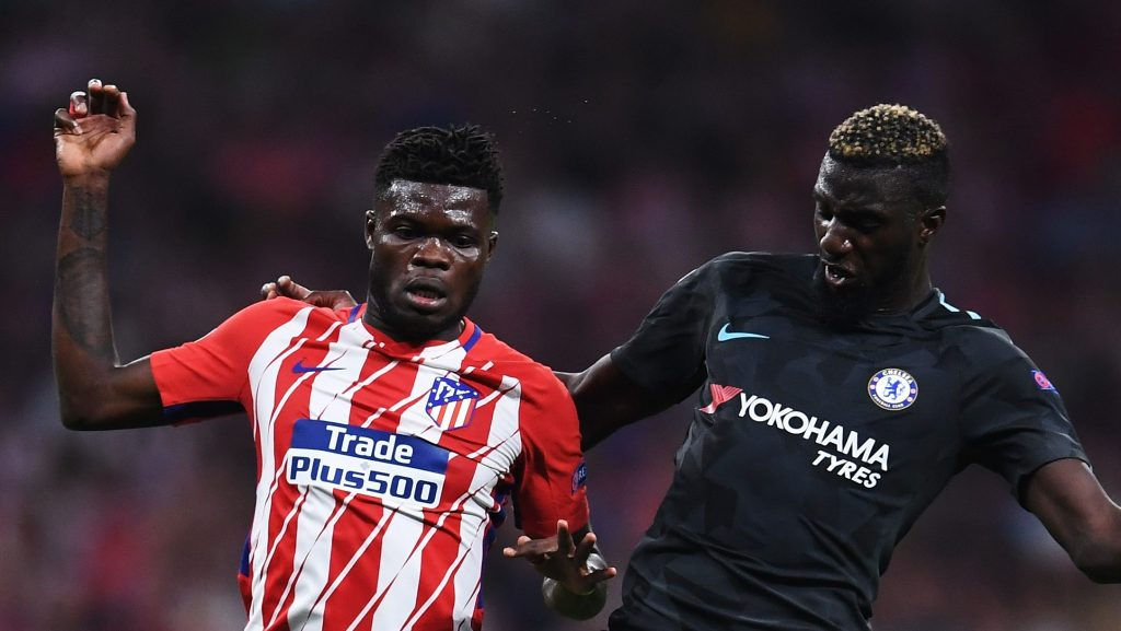 Partey to Chelsea