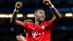 Alaba to Chelsea