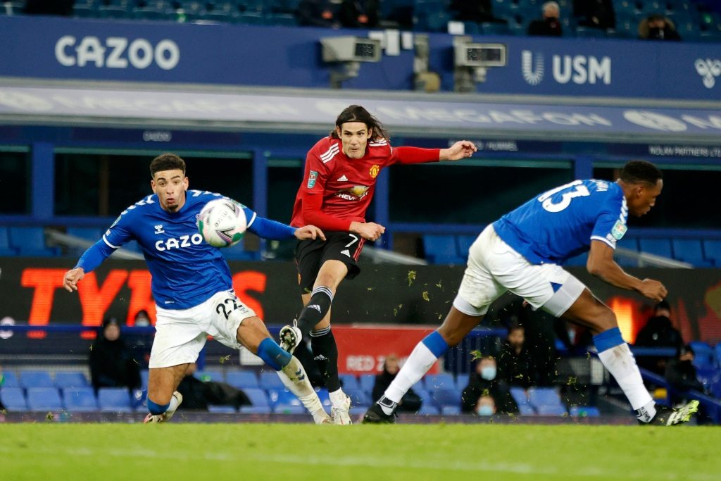 Three things we learned from Everton – Manchester United