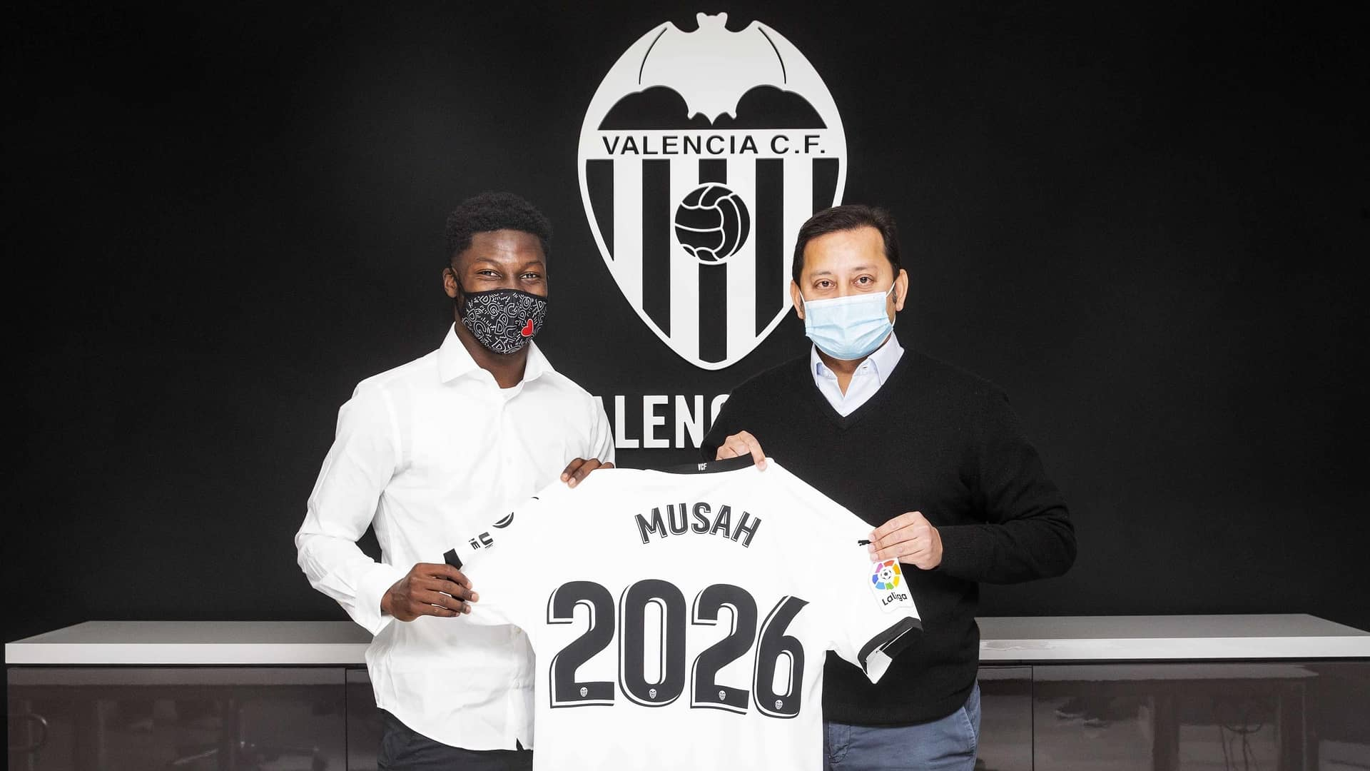 USMNT, Valencia youngster Musah signs new long-term contract