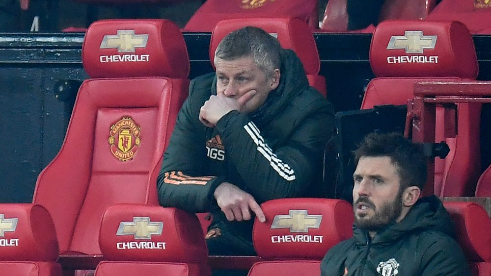 Solskjaer: Manchester United derby performance 'positive but not enough'