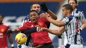 West Brom - Manchester United