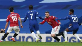 Chelsea - Manchester United player ratings