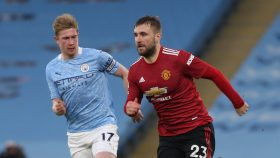 Manchester City - Manchester United player ratings