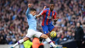 Crystal Palace - Manchester City