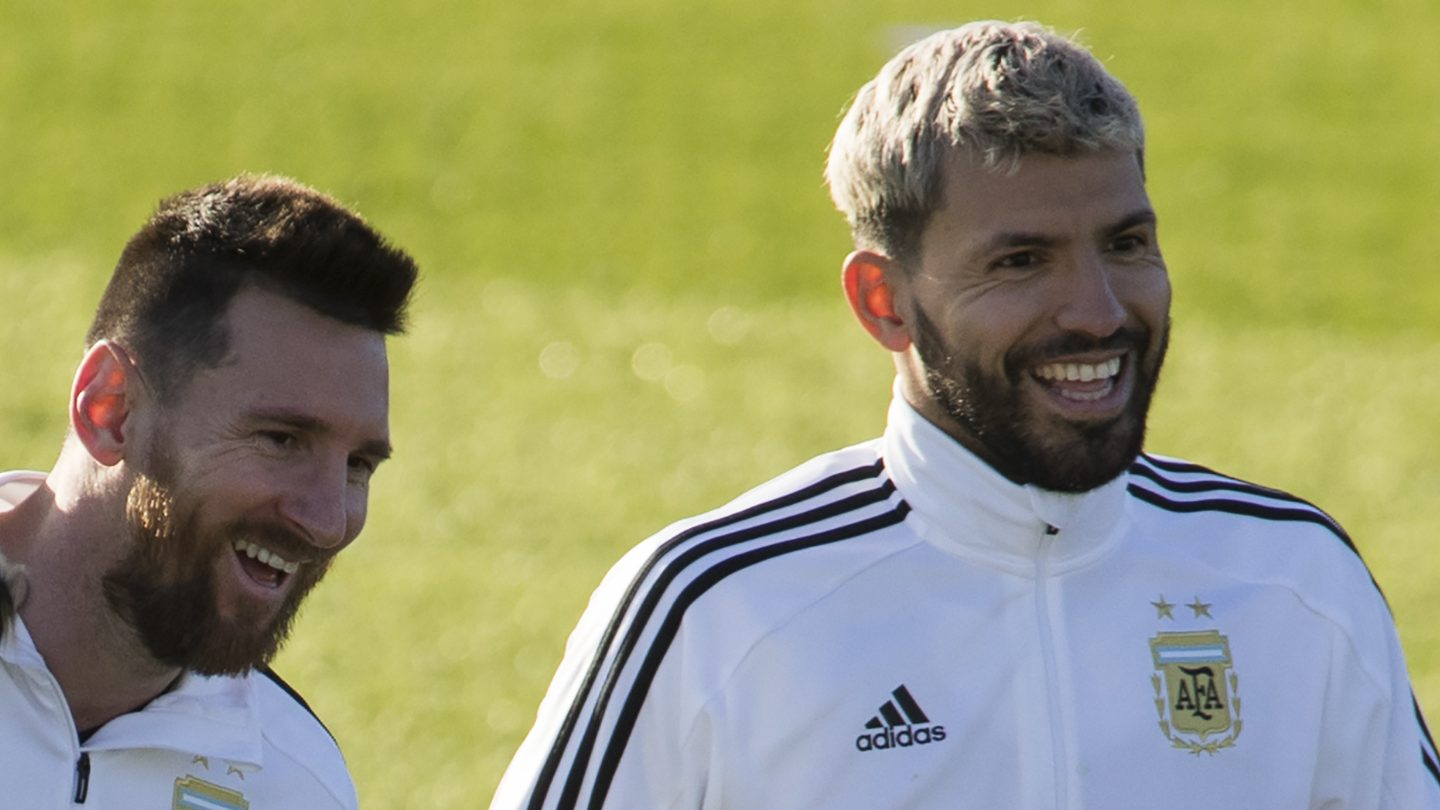 Report: Aguero to sign for Barcelona after Champions ...