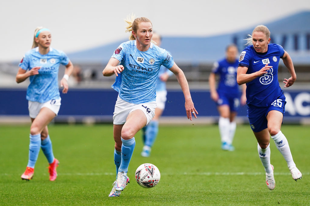 WSL, stream live! Manchester City, Chelsea battle for title on final day