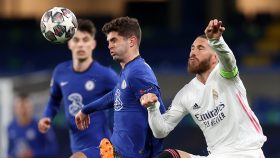 Chelsea v Real Madrid - UEFA Champions League Semi Final: Leg Two