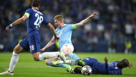 Manchester City - Chelsea player ratings
