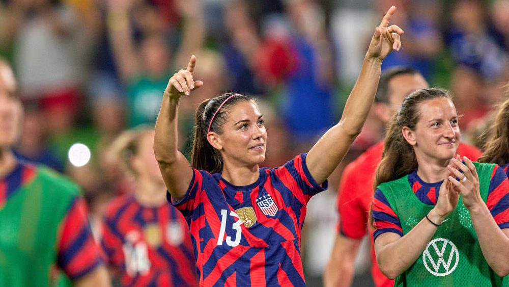 Five things to know about the USWNT before the Olympics in Tokyo - NBC Sports