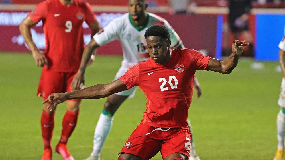 David leads Canada, 2nd round set for CONCACAF World Cup qualifying