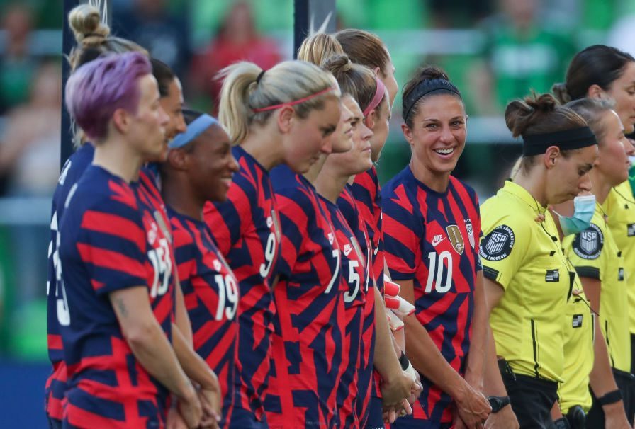 USWNT roster for Tokyo Olympics - NBC Sports