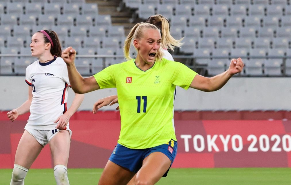 Uswnt Sweden Video Highlights Reaction Analysis