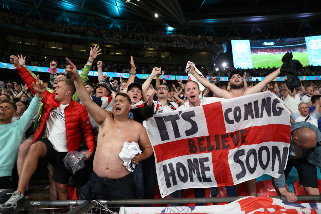 England: Football's Coming Home? A nation on the edge of glory