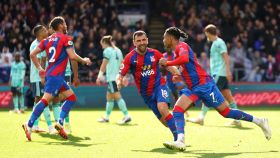 Crystal Palace vs Leicester City