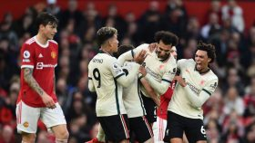 Manchester United - Liverpool player ratings